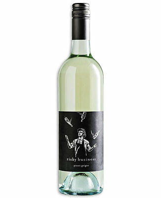 Risky Business King Valley Pinot Grigio 2016 (12 Bottles)