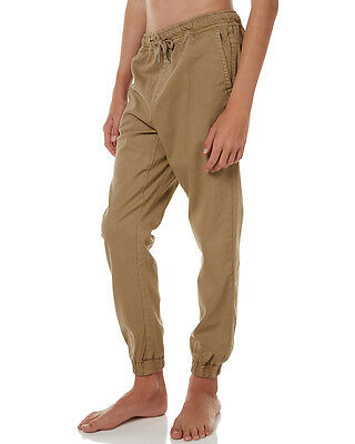 New Swell Boys Kids Boys Beach Pant Cotton Toddler Children Boys Brown