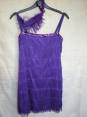 Wicked Purple Cowboy Costume with Head Plum size S  BNWOT