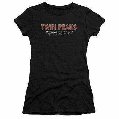 Twin Peaks Just Released 2016/17 Women T Shirt