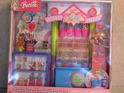 Barbie candy shop, Mattel co., 2003, rare and never removed from the box