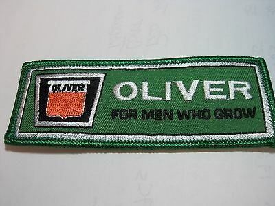 Farm Tractor Patch Oliver Tractor Look And Buy Now*