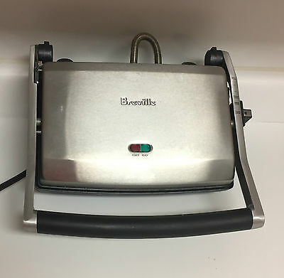 BREVILLE BSG520XL Sandwich Press Panini Duo Maker Grill Griddle