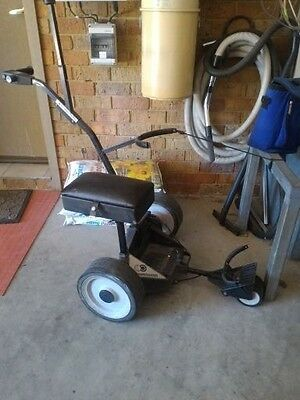 Golf Buggy Cart Collapsible With Seat Parmaker