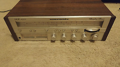 Marantz SR4000 Vintage AM/FM Stereo Receiver WORKING AND CLEAN