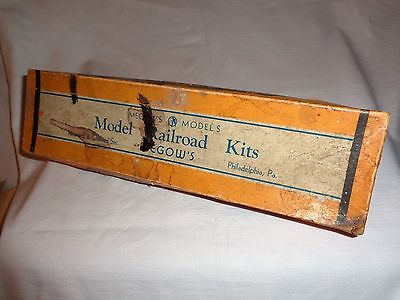 O scale parts, drawings and history.2 rail
