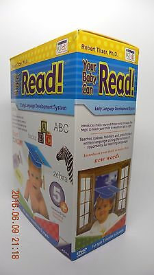 Your Baby Can Read DVD's