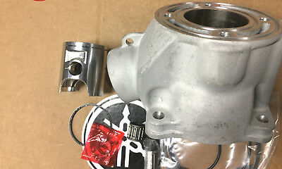 02-14 Yamaha YZ85  -Top End Rebuild Kit w/Piston Cylinder & Gaskets YZ 85
