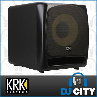 "Krk KRK12S2 12"" Studio Subwoofer Powered Monitor Sub 12-Inch"
