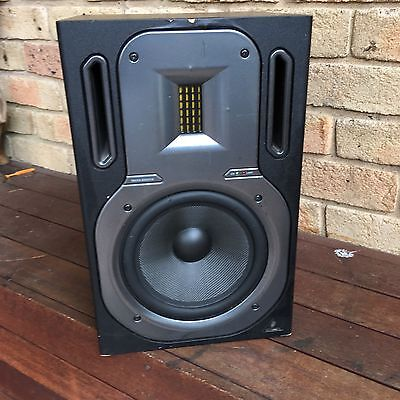 2-Way Active Ribbon Studio Reference Monitor With Kevlar Woofer