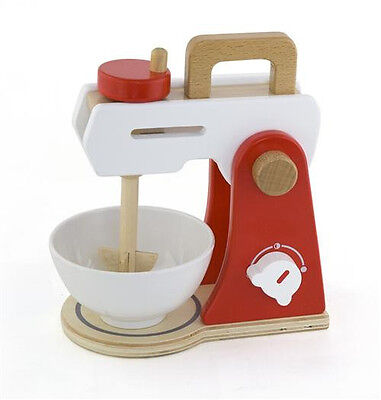 NEW Wooden Kitchen Mixer Learning  Educational Toy Kids Childrens Toys