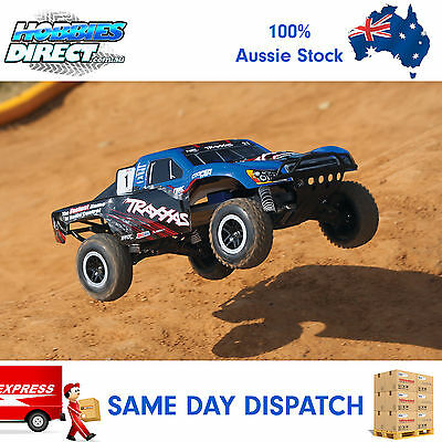 Traxxas 1/10 Slash Electric Off Road Remote Control RC Short Course #58034-1