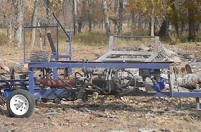 Plans to build a hyrdaulic wood splitter/firewood processor   sale price