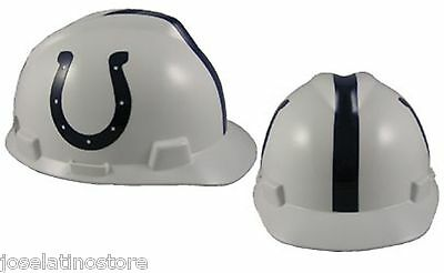 0f030d3d8 MSA V-Gard Cap Type Indianapolis Colts NFL Hard Hat