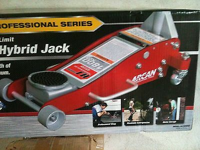 Arcan trolley jack Low Profile aluminum garage floor rally race alloy car new