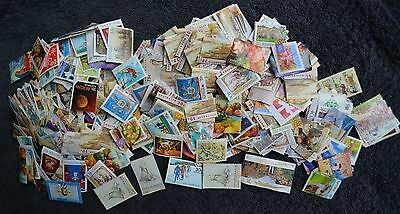 Aust stamps no gum unfranked  off & on paper 10c.to,$3.50 stamps FV$306 &210 con