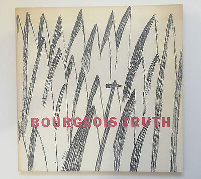 Bourgeois Truth by Robert Pincus Witten (1982, Paperback) Louis Bourgeois Art