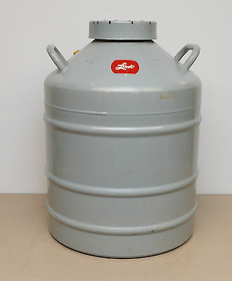 Linde LR-30 Cryogenic Canister - No Lid
