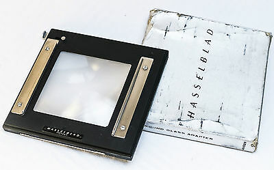Hasselblad Ground Glass Focusing Screen Adapter 41025 For SWC SWC/M SWCM 905 903