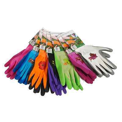 Gardening Gloves Home Auto Work Sand Landscaping Hand Protectors Random Color