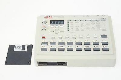 AKAI S20 (REMIX88) Vintage Sampler Memory Full Expanded S-20 World Ship