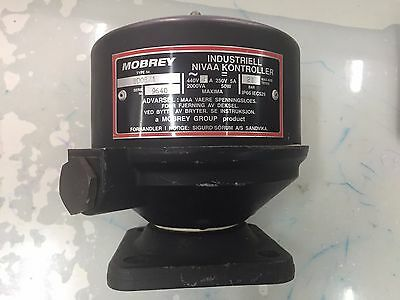 MOBREY BD08/1, Mobrey Direct Mounted Boiler Control-Without Test Device
