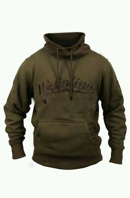 Mainline Snoody (hoodie) Green - XXL free delivery carp clothing