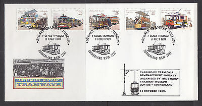 1989 Sydney Tramway Museum Cover.