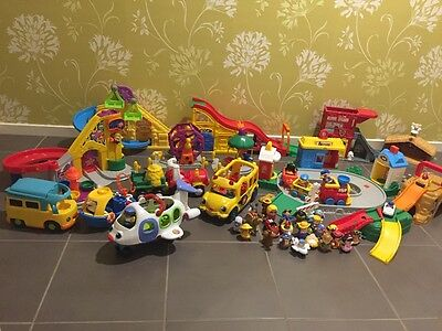 Little People Toys - Very Large Assortment