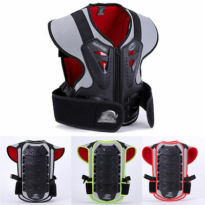Unique Motorcycle Child Body Armour Armor Jacket Motocross Oudoor Guard UC913