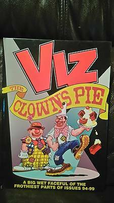 Viz - The Clowns Pie Issues 94-99, 2001, Good Condition