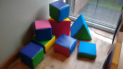 Commercial soft play shapes BRAND NEW!!!