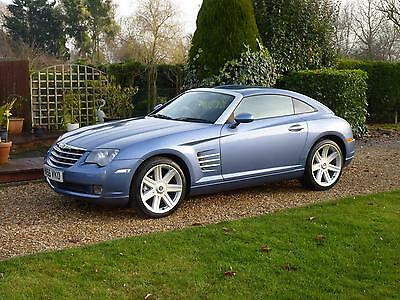 2007 Chrysler Crossfire 3.2 Coupe **RARE MANUAL CAR IN STUNNING CONDITION**