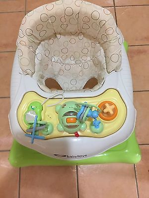 BabyLove Baby Walker Activity Centre With Music