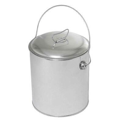 Tin Billy 1.5,3,6 litre Camping Kettle Water Camp Hiking 4WD Caravan AUSTRALIAN