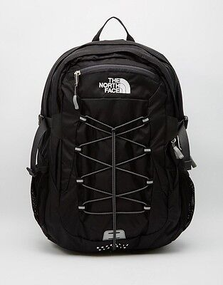 The North Face  TNF Black Borealis Classic 29 litre Rucksack / Backpack