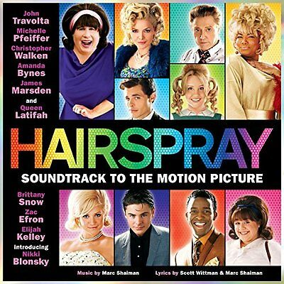 Hairspray: Soundtrack To Th...-Hairspray: Soundtrack T (Us Import)  Vinyl Lp New