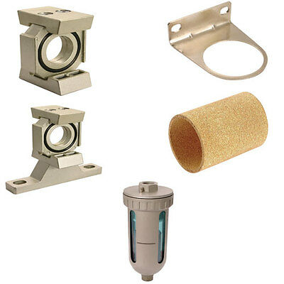 FM Filter / Regulator / Lubricator Accessories