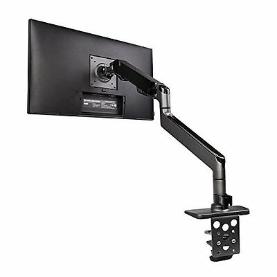 Bestand Adjustable Monitor Desk Mount Arm Stand Bracket for One LCD Screen up to