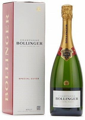 Bollinger Special Cuvee Champagne 75cl Gift Boxed