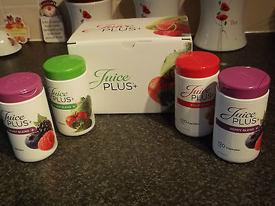 juice plus + Fruit blend capsules 2 week's weight loss .Free shake