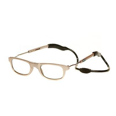 Loopies New High Quality Gold Sand Photochromatic Magnetic Reading Glasses