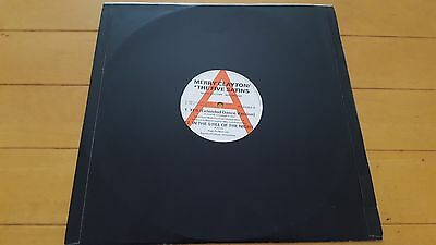 """Merry Clayton - Yes/In The Still Of The Night PROMO COPY 12"""" 1987"""
