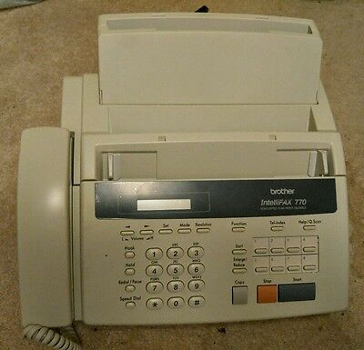 BROTHER INTELLIFAX 770, 3-in-1