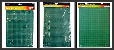 A2 A3 A4  Cutting Mat /non Slip/printed Gridlines/craft Knife Board/self Healing