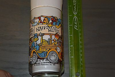 Vintage McDonald's The Muppets Great Muppet Caper! Happiness Hotel Glass Cup