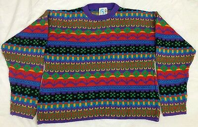 STREETS AHEAD JUMPER - 10 to 11 years - cardigan - vintage - retro - ACRYLIC