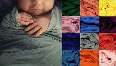 Buy 3 get Free Shipping Newborn Baby Wraps Cotton Cloth Photography Photo Props