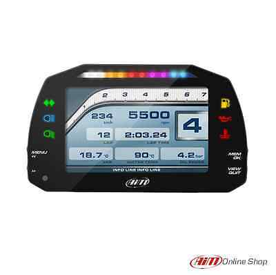 Aim MXS Strada Car Racing Dash Display 'Street Icons Version'