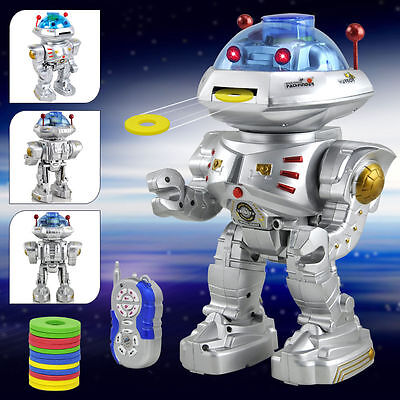 Robot Toy Walking & Talking Remote Control Ideal Toy For Kids